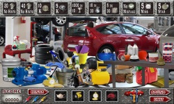 Free Hidden Object Game - In The Workshop screenshot 3/4