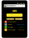 Battery Monitor Pro screenshot 1/3