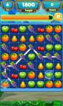 Fruit Swiper Heroes screenshot 1/6