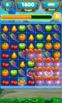 Fruit Swiper Heroes screenshot 2/6