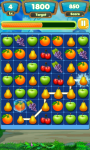 Fruit Swiper Heroes screenshot 6/6