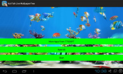 Koi Fish Live Wallpaper Free screenshot 1/4
