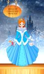 Dress Up Christmas Princess screenshot 1/5