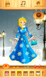 Dress Up Christmas Princess screenshot 3/5