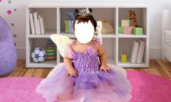 Baby Princess Photo Montage screenshot 6/6