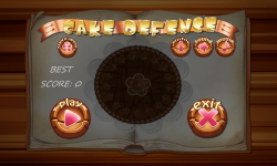 Cake Defense screenshot 2/5