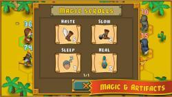 Heroes A Grail Quest select screenshot 1/5