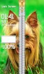 Dog Zipper Lock Screen screenshot 5/6