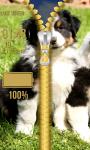 Dog Zipper Lock Screen screenshot 6/6