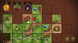Carcassonne final screenshot 1/6