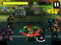 TMNT Brothers Unite total screenshot 1/6