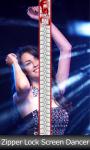 Zipper Lock Screen Dancer screenshot 1/6