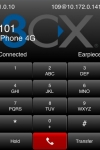 3CXPhone for iPhone screenshot 1/1