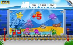 Kids Animal Train First Word screenshot 2/6
