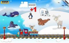 Kids Animal Train First Word screenshot 4/6