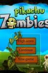 Pikachu Zombies screenshot 1/1
