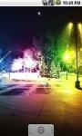 Light Stream LiveWallpaper screenshot 2/5