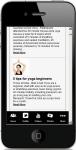 Yoga Exercises 2 screenshot 2/4