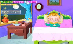 Baby Hazel Goes Sick screenshot 2/5