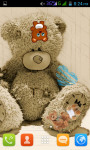 Teddy Bear Live Wallpaper Best screenshot 1/4