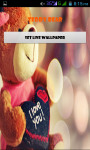 Teddy Bear Live Wallpaper Best screenshot 3/4