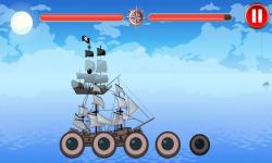 Pirate Sea Battle screenshot 3/6