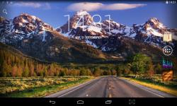 Beautiful Mountains Live screenshot 1/4