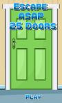 Escape ASAP 25 Doors screenshot 1/4