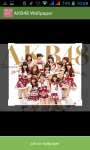 AKB48 HD Wallpaper screenshot 3/3