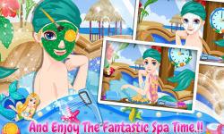 Mermaid Spa Makeover Salon screenshot 3/5