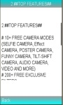 Camera360 Ultimate info screenshot 1/1