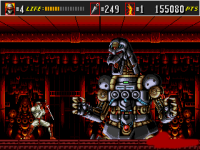 Shinobi III - Return of the Ninja Master screenshot 3/4