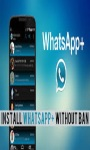 upgraded whatsapp plus installation and usage screenshot 1/1