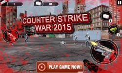 Counter strike war 2015 screenshot 2/3