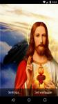 Beautiful Jesus Live Wallpaper HD screenshot 2/6