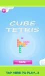 tetris puzzle cube screenshot 1/6