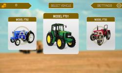 Tractor farming simulator 3D screenshot 2/6
