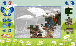 Puzzles for kids: spring screenshot 5/6