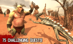 Extreme Angry Dinosaur 3D screenshot 1/5