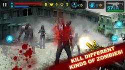 Zombie Frontier regular screenshot 3/6