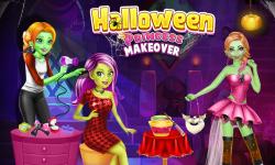 Halloween Princess Makeover screenshot 1/3