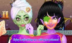 Halloween Princess Makeover screenshot 2/3