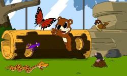 Teddy Bear Kids Zoo Games screenshot 2/3
