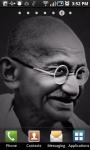 Gandhi Live Wallpaper screenshot 2/3