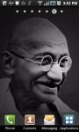Gandhi Live Wallpaper screenshot 3/3