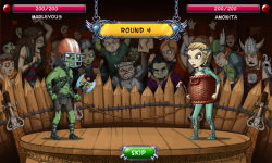 Online Angry Heroes  screenshot 1/5