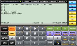 MagicCalc Free screenshot 1/6