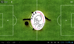 Ajax Amsterdam 3D Live Wallpaper FREE screenshot 4/6