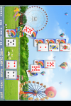 Sunny Park Solitaire screenshot 2/2