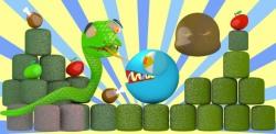 Snake vs Monsters screenshot 1/3
